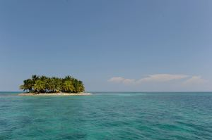 Round Caye, Belize Barrier Reef